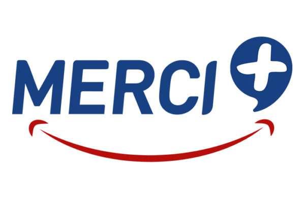 Logo MERCI+ Viasphere